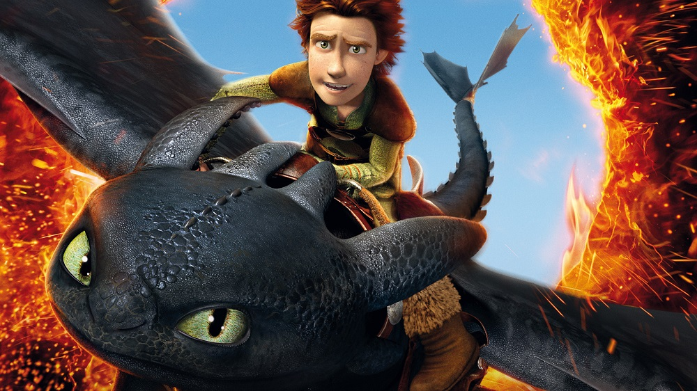 How To Train Your Dragon 2010 The Idle Woman
