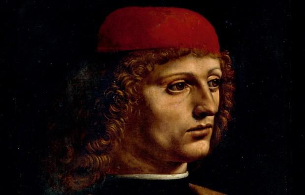 Leonardo: Portrait of a musician