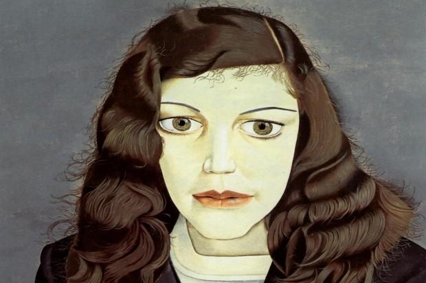 Freud: Girl in a Dark Jacket