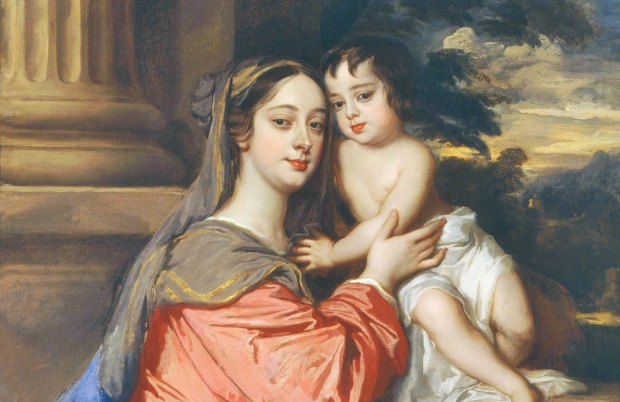 Lely: Barbara Villiers and Charles Fitzroy