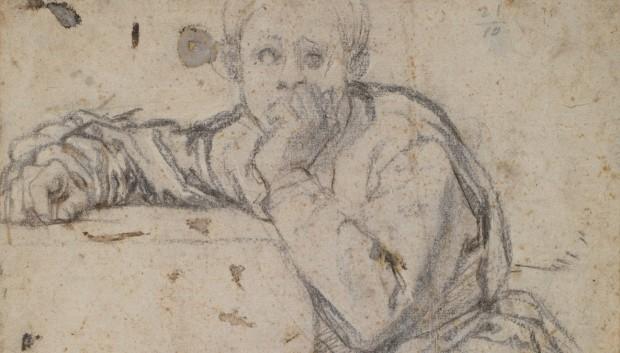Pontormo: Study of a boy