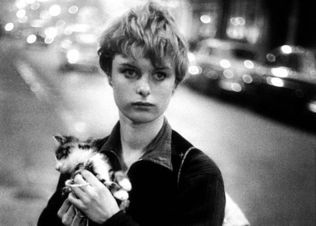 Davidson: Girl with Kitten
