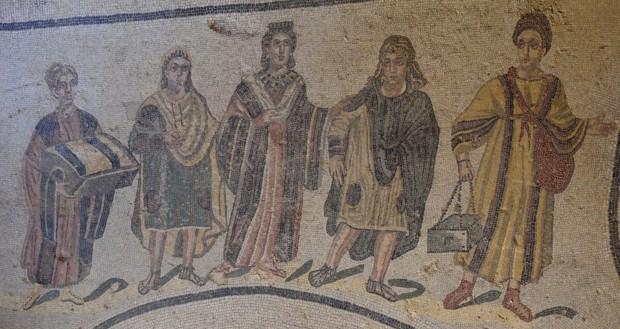 Mosaic, Sicily
