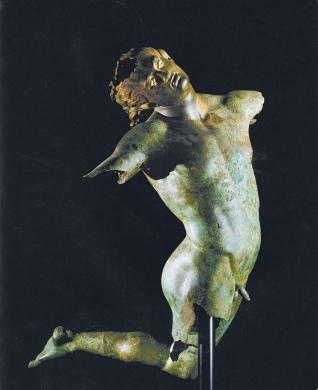 The Dancing Satyr, found at Mazara del Vallo