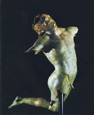 The Dancing Satyr, found at Mazara del Vallo
