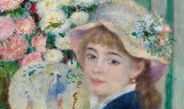 Renoir: Girl with a Fan