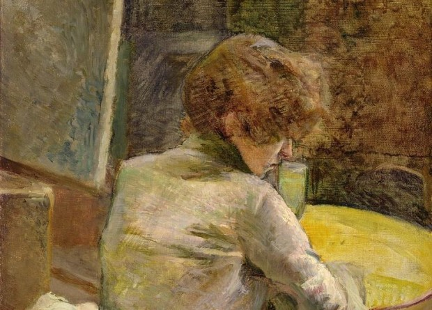 Toulouse-Lautrec: Waiting