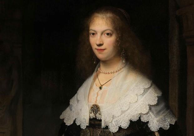 Rembrandt: Maria Trip