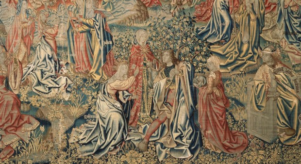 Tapestry of the Redemption of Man
