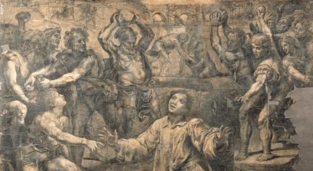 Giulio Romano: Stoning of St Stephen
