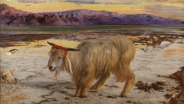 Holman Hunt: The Scapegoat