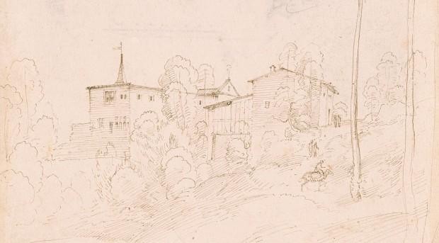 Fra Bartolomeo: The Ospizio della Madonna del Lecceto