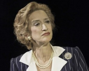Margaret Thatcher (Haydn Gwynne)