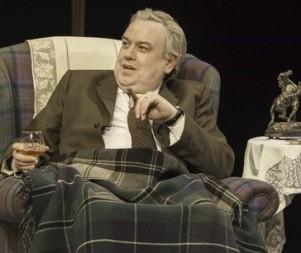 Harold Wilson (Richard McCabe) at Balmoral