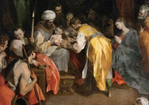 Barocci: Circumcision