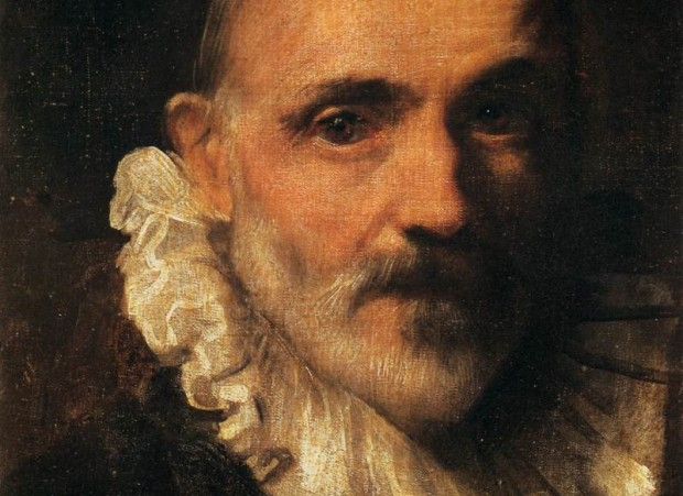 Barocci: Self Portrait