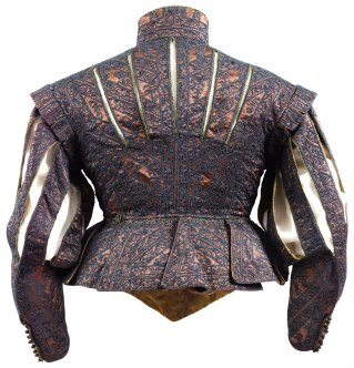 Man's doublet, c.1625 (Private collection)