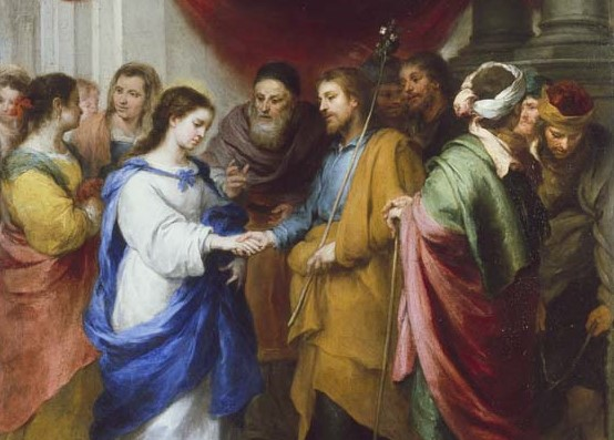 Murillo: Marriage of the Virgin