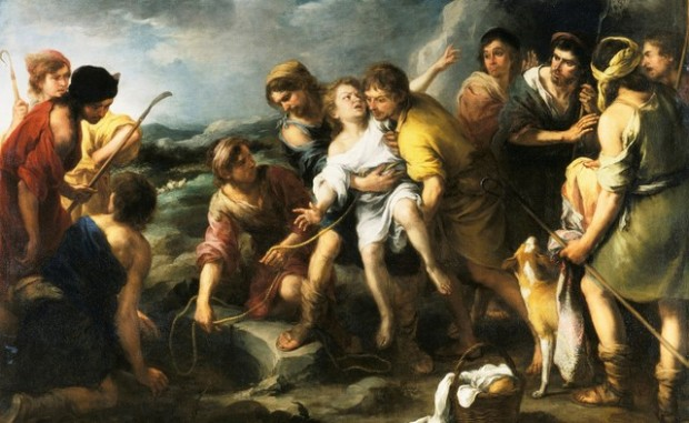 Murillo: Joseph and his Brothers