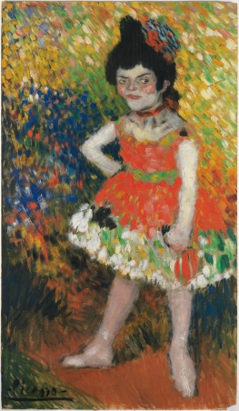 Picasso, Dwarf Dancer