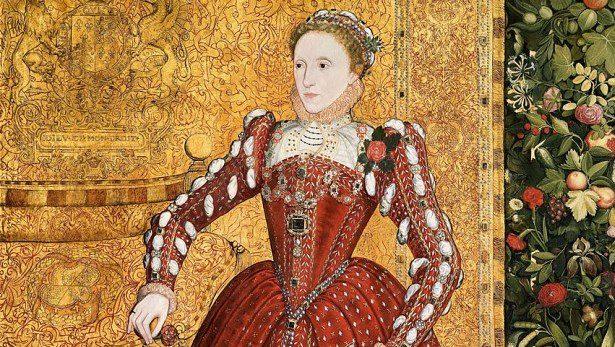 van Herwijck: Elizabeth I: The Hampden Portrait