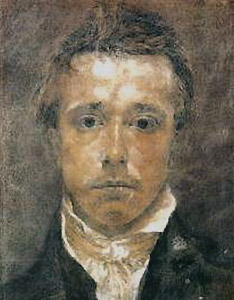 Samuel Palmer, Self Portrait, Ashmolean, Oxford