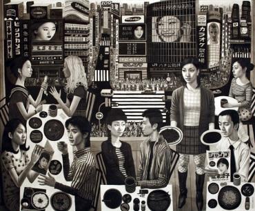 Carl Randall, Shibuya © Carl Randall