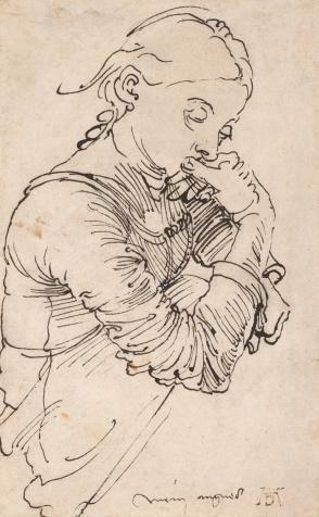 Albrecht Dürer, Mein Agnes, 1494