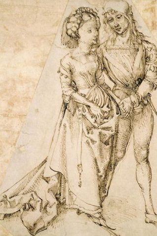 Albrecht Dürer, The Lovers, 1492-3, pen and brown ink on white paper, Hamburger Kunsthalle, Hamburg