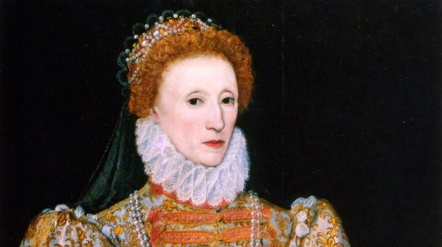 The Darnley Portrait of Elizabeth I