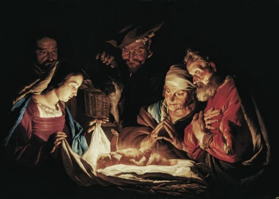 Stom: Adoration of the Shepherds