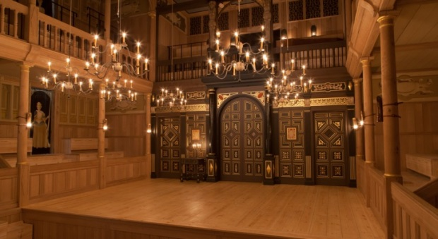 Sam Wanamaker Playhouse, Shakespeare's Globe