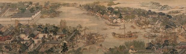 Xu Yang: Prosperous Suzhou