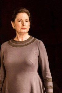 Volumnia (Deborah Findlay): Coriolanus: Donmar Warehouse