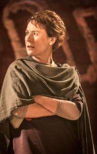 Sicinia (Helen Schlesinger): Coriolanus: Donmar Warehouse