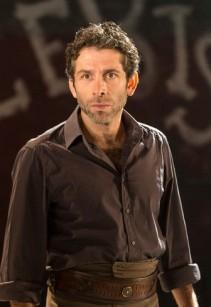 Brutus (Elliot Levey): Coriolanus: Donmar Warehouse