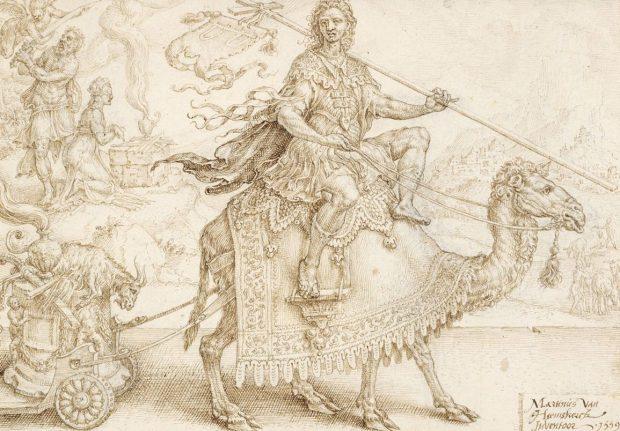 Heemskerck: Triumph of Isaac