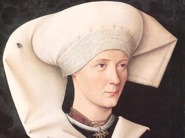 Swabian: Portrait of a lady