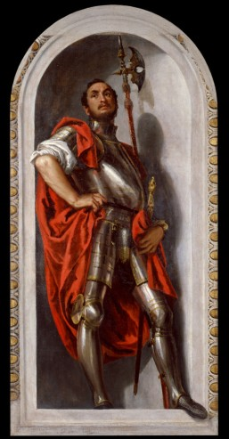 Paolo Veronese, St Menna