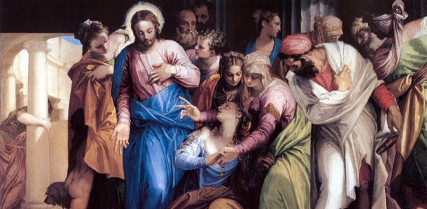 Veronese: Conversion of the Magdalen