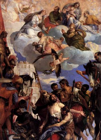 Paolo Veronese, The Martyrdom of St George