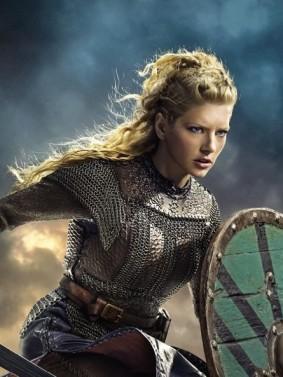 Lagertha (Katheryn Winnick)