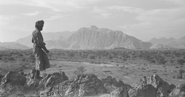 Arabian Sands (Wadi Sayfam towards Jebel Kawr, Oman 1949)