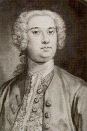Portrait of Giovanni Carestini