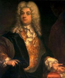 Portrait of Francesco Bernardi, il Senesino