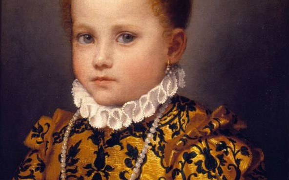 Moroni: A girl of the Redetti family