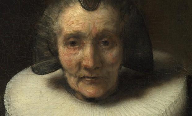 Rembrandt: Portrait of Margaretha de Geer