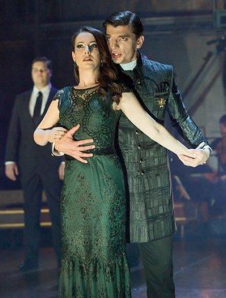 Proserpina (Rachel Kelly) and Pluto (Callum Thorpe)