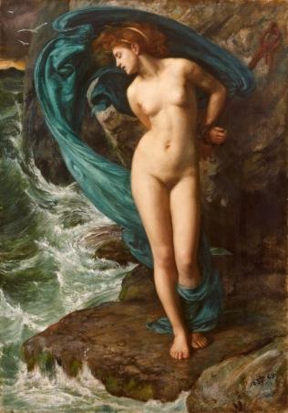Edward Poynter, Andromeda (1869)