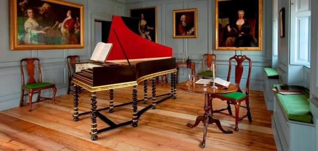 Handel House: Rehearsal Room